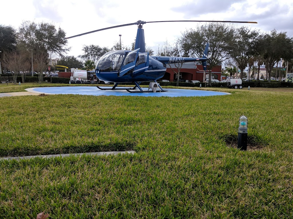 Air Force Fun Helicopter Tours - airport  | Photo 3 of 10 | Address: 12211 Regency Village Dr #13, Orlando, FL 32821, USA | Phone: (407) 842-1446