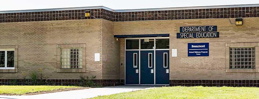 Beaumont School Wellness Program - Taylor High School - health  | Photo 1 of 2 | Address: 11211 Beech Daly Rd, Taylor, MI 48180, USA | Phone: (734) 946-3082