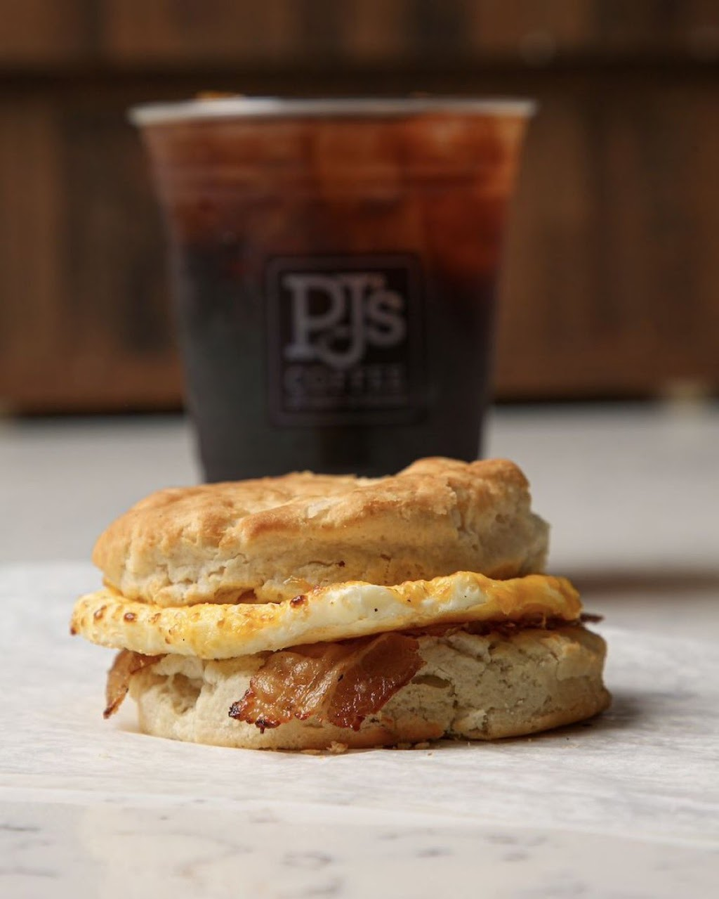 PJs Coffee of New Orleans - Northlake - cafe  | Photo 9 of 10 | Address: 4901 TX-114 Suite 101, Northlake, TX 76262, USA | Phone: (682) 502-4641