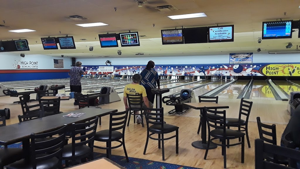 High Point Bowling Center - bowling alley  | Photo 7 of 10 | Address: 309 W Fairfield Rd, High Point, NC 27263, USA | Phone: (336) 434-6301