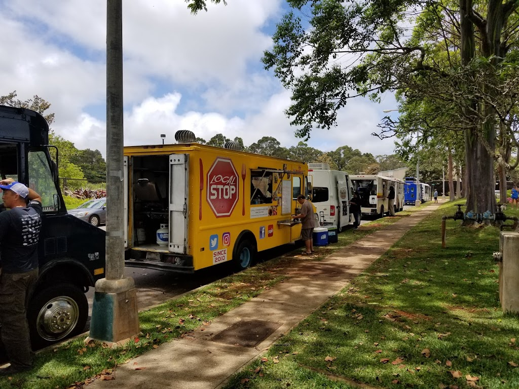 Local Stop Food Trucks - restaurant    Photo 2 of 10   Address: 200 Akamainui St, Mililani, HI 96789, USA   Phone: (808) 554-1083