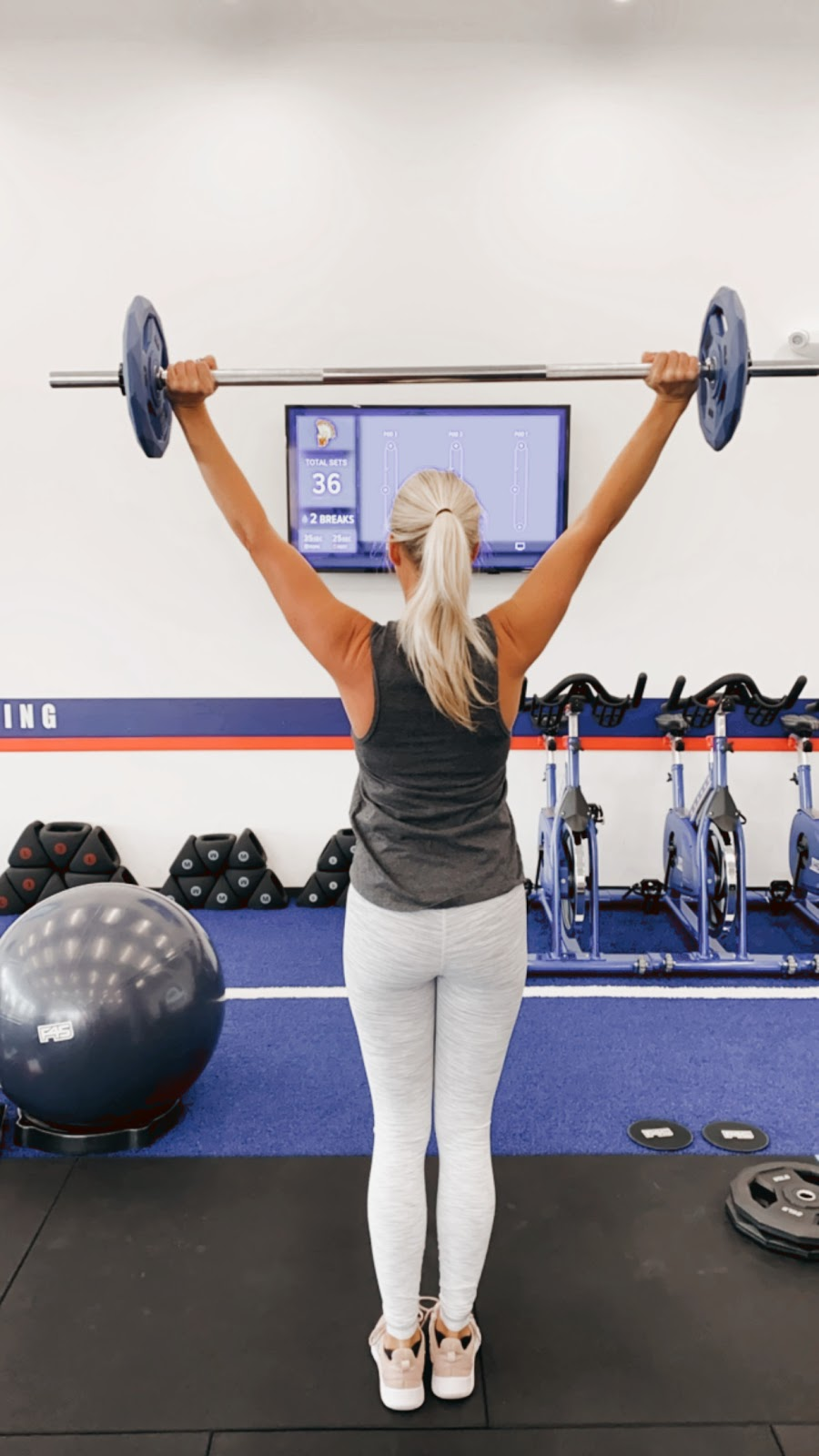 F45 Training Stetson Hills (Colorado Springs) - gym  | Photo 5 of 10 | Address: 5860 Barnes Rd, Colorado Springs, CO 80922, USA | Phone: (719) 465-9116