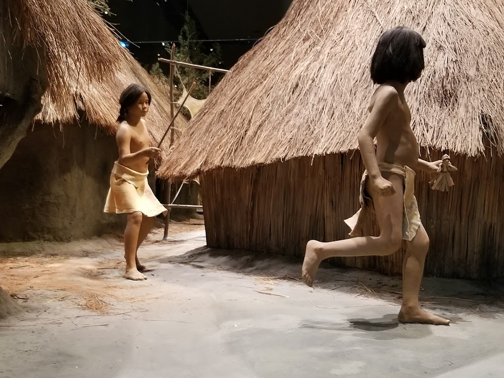 Cahokia Mounds Museum Society - museum    Photo 7 of 10   Address: 30 Ramey St, Collinsville, IL 62234, USA   Phone: (618) 344-9221