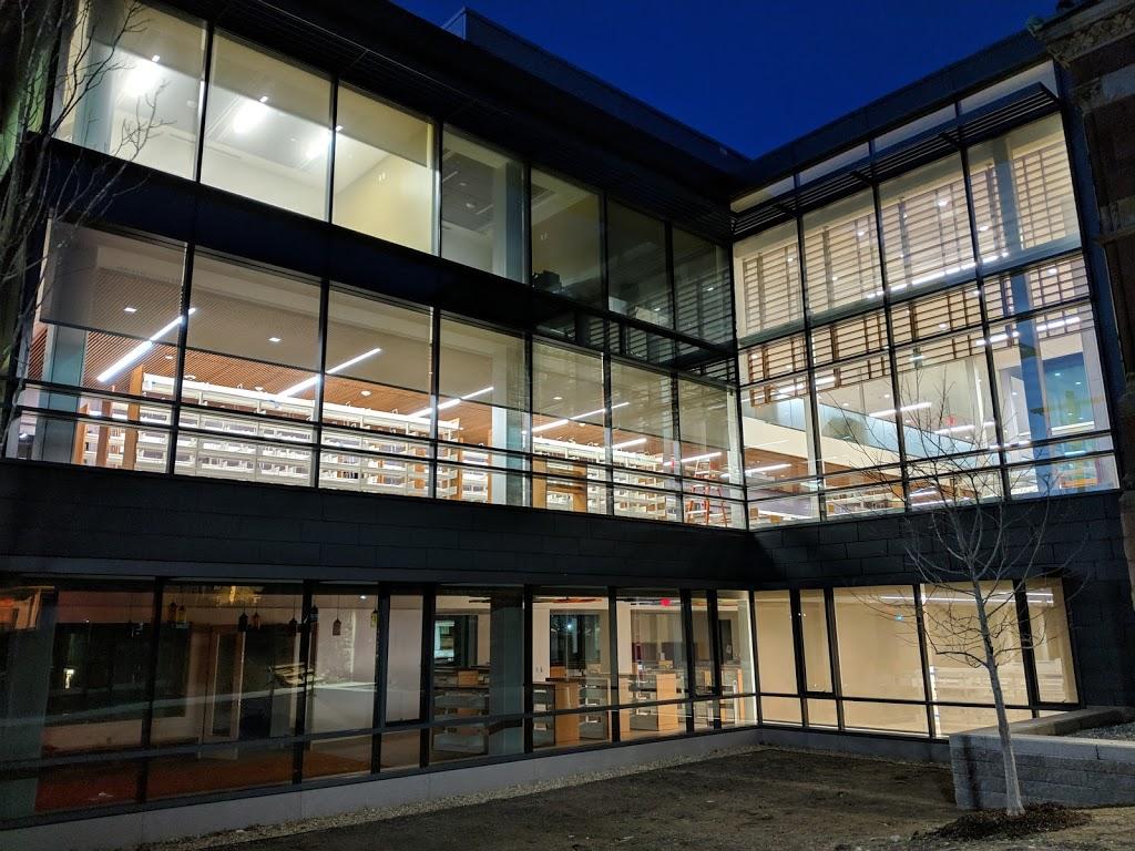 Woburn Public Library - library  | Photo 10 of 10 | Address: 45 Pleasant St, Woburn, MA 01801, USA | Phone: (781) 933-0148