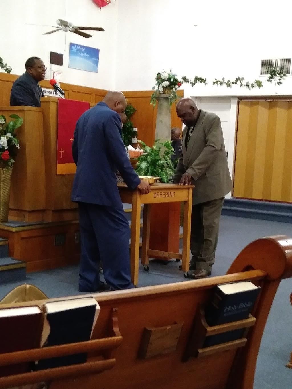 Shiloh Church of God in Christ - church  | Photo 2 of 4 | Address: 1707 Harrison St, Melissa, TX 75454, USA | Phone: (972) 838-9377
