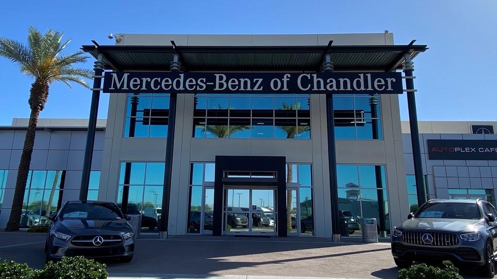 Mercedes-Benz of Chandler - car dealer    Photo 1 of 10   Address: 7450 W Orchid Ln, Chandler, AZ 85226, USA   Phone: (480) 470-8687