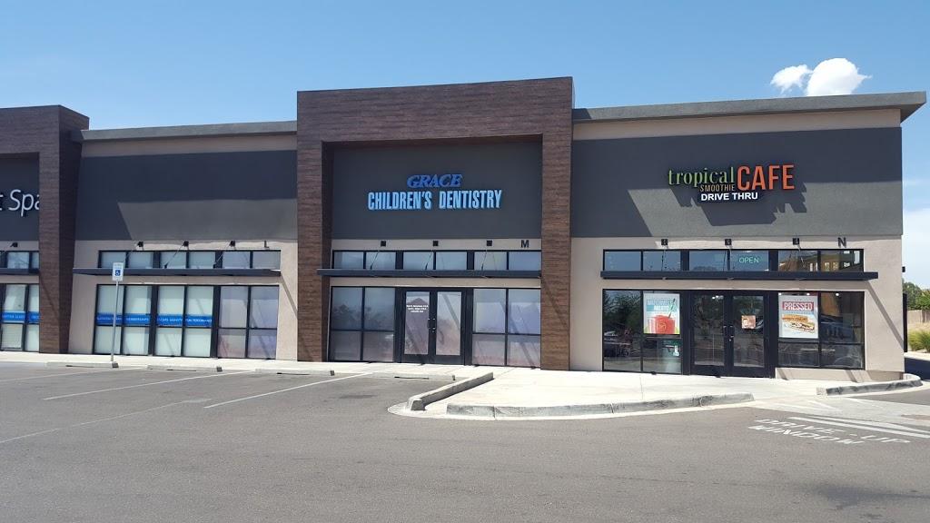 Grace Childrens Dentistry - dentist    Photo 1 of 9   Address: 6400 Holly Ave NE m, Albuquerque, NM 87113, USA   Phone: (505) 295-1942