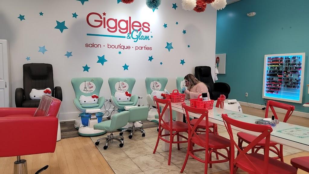 Giggles & Glam Salon - hair care  | Photo 3 of 10 | Address: D, 300 Indian Lake Blvd #200, Hendersonville, TN 37075, USA | Phone: (615) 989-1335