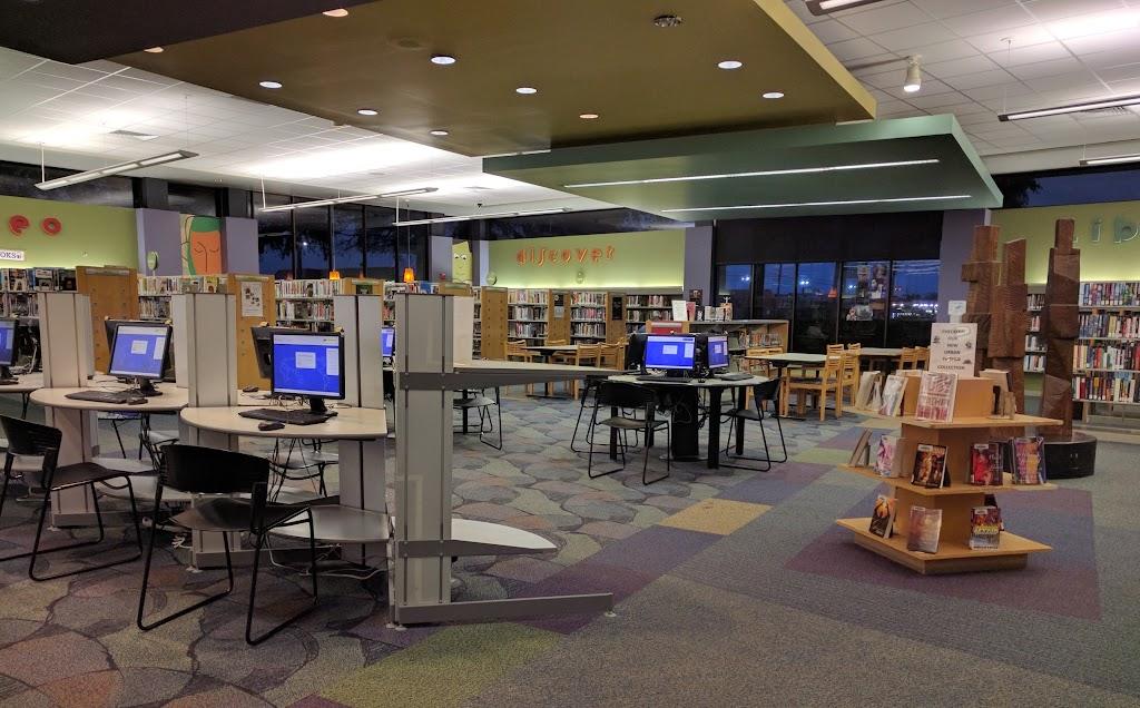 Dallas West Branch Library - library    Photo 1 of 5   Address: 2332 Singleton Blvd, Dallas, TX 75212, USA   Phone: (214) 670-6445
