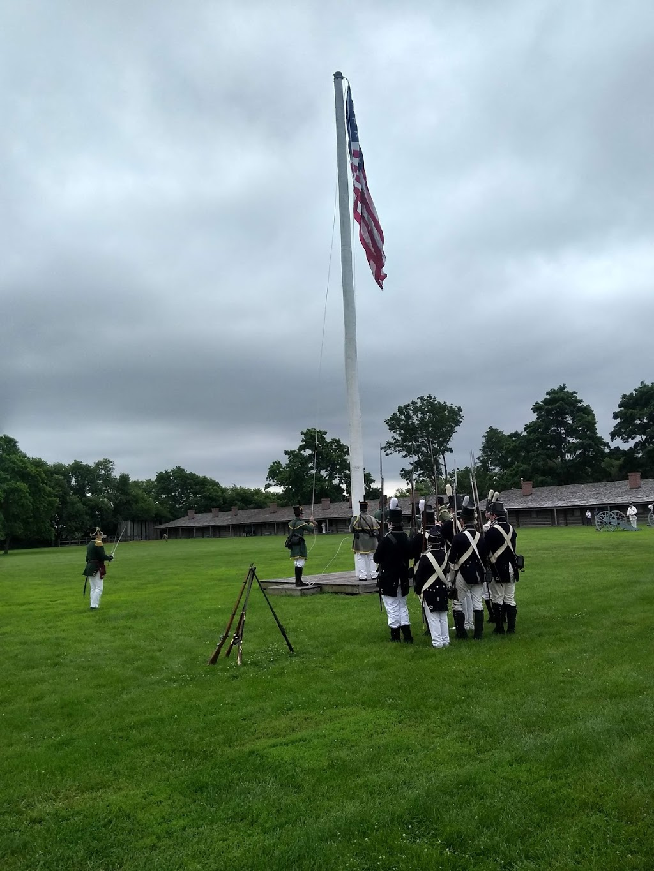 Fort Atkinson Visitors Center - travel agency    Photo 8 of 10   Address: 201 S 7th St, Fort Calhoun, NE 68023, USA   Phone: (402) 468-5611