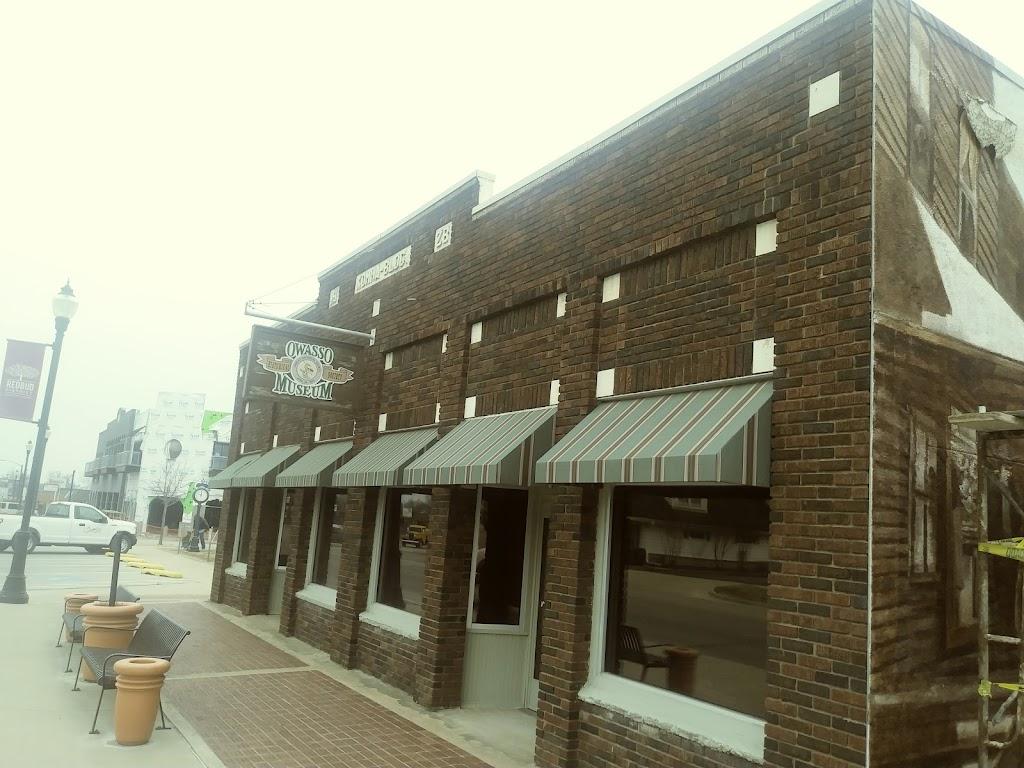 Owasso Museum - museum    Photo 9 of 10   Address: 26 S Main St, Owasso, OK 74055, USA   Phone: (918) 272-4966