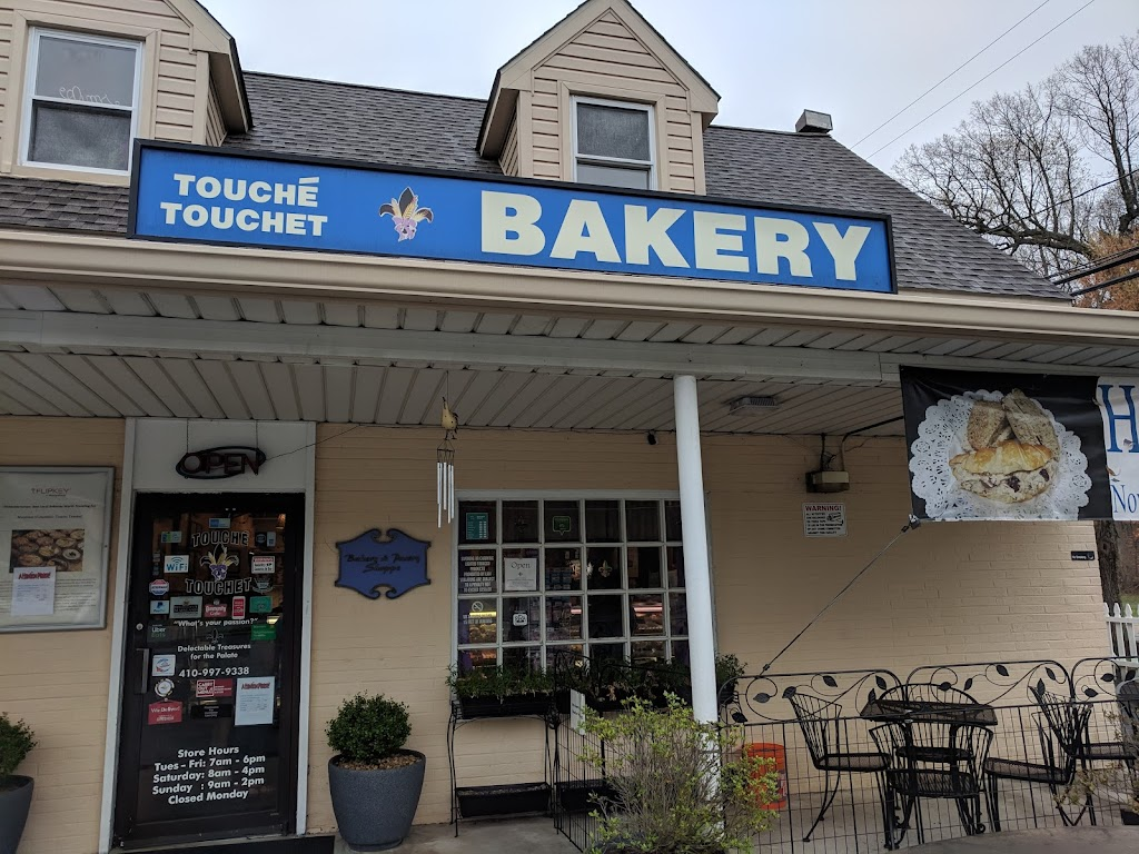 Touche Touchet Bakery and Pastry Shoppe - bakery    Photo 1 of 10   Address: 10400 Shaker Dr, Columbia, MD 21046, USA   Phone: (410) 997-9338