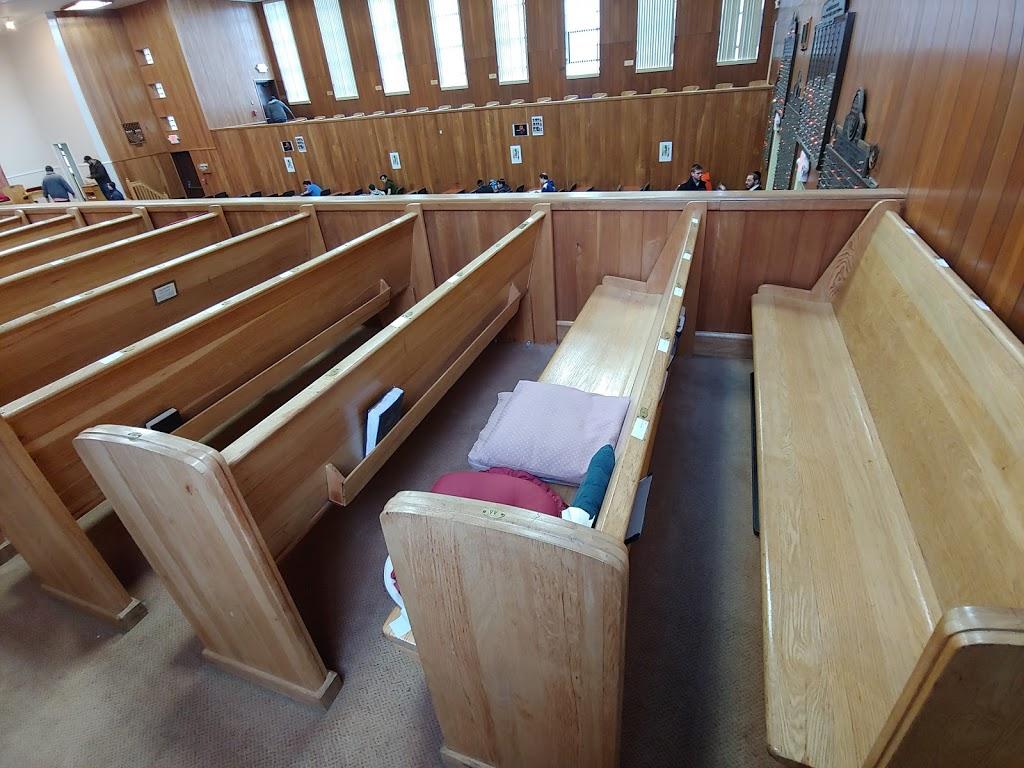 JEC Elmora Avenue Shul - synagogue    Photo 3 of 5   Address: 330 Elmora Ave, Elizabeth, NJ 07208, USA   Phone: (908) 355-4850