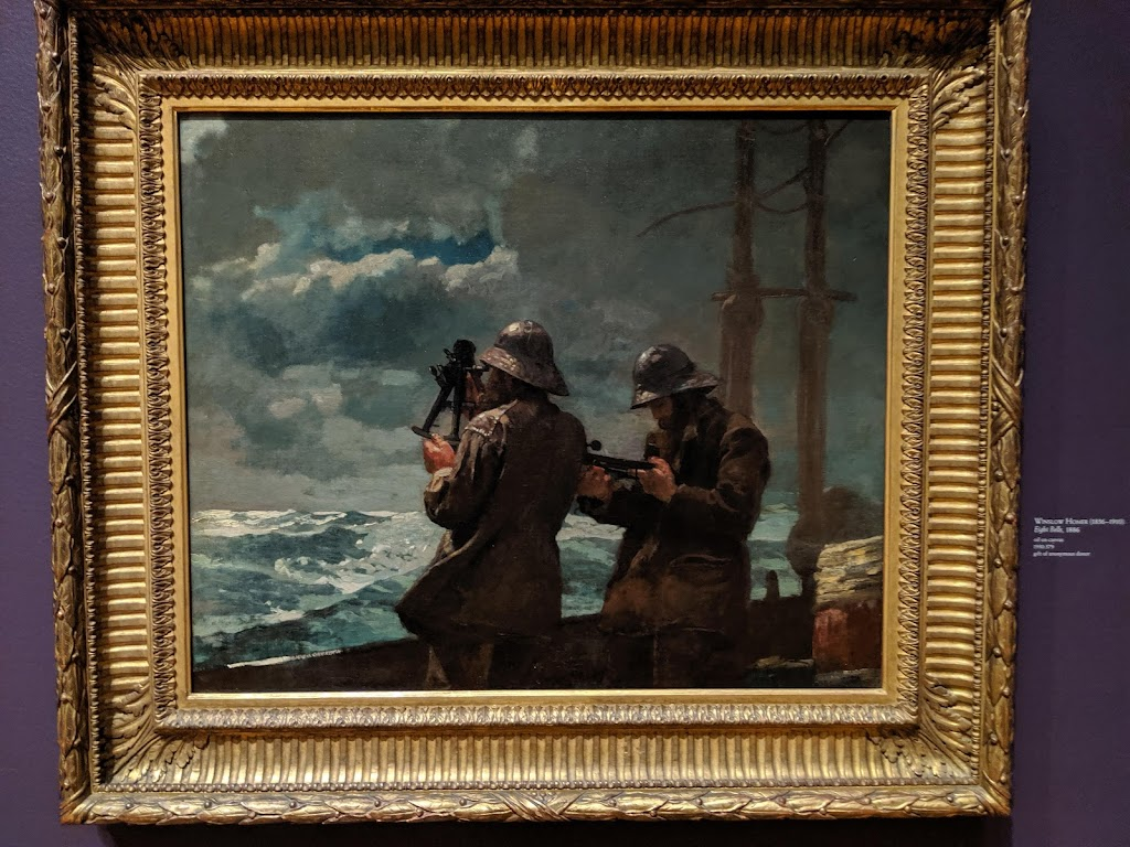 Addison Gallery of American Art - museum  | Photo 9 of 10 | Address: 3 Chapel Ave, Andover, MA 01810, USA | Phone: (978) 749-4015