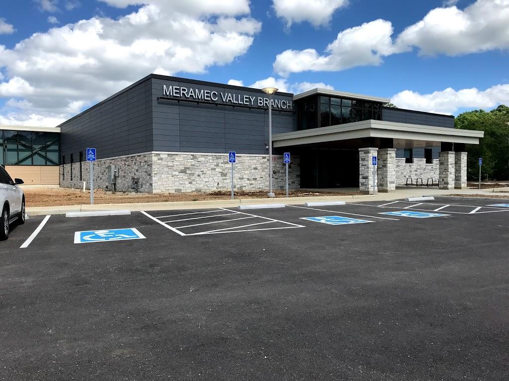 St. Louis County Library–Meramec Valley Branch - library  | Photo 2 of 10 | Address: 1501 San Simeon Way, Fenton, MO 63026, USA | Phone: (314) 994-3300