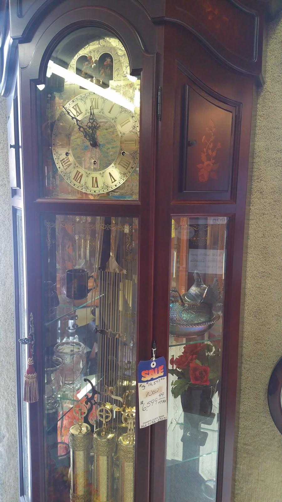 Champs Clock Shop - museum    Photo 1 of 10   Address: 3834 King Dr, Douglasville, GA 30135, USA   Phone: (770) 942-2128