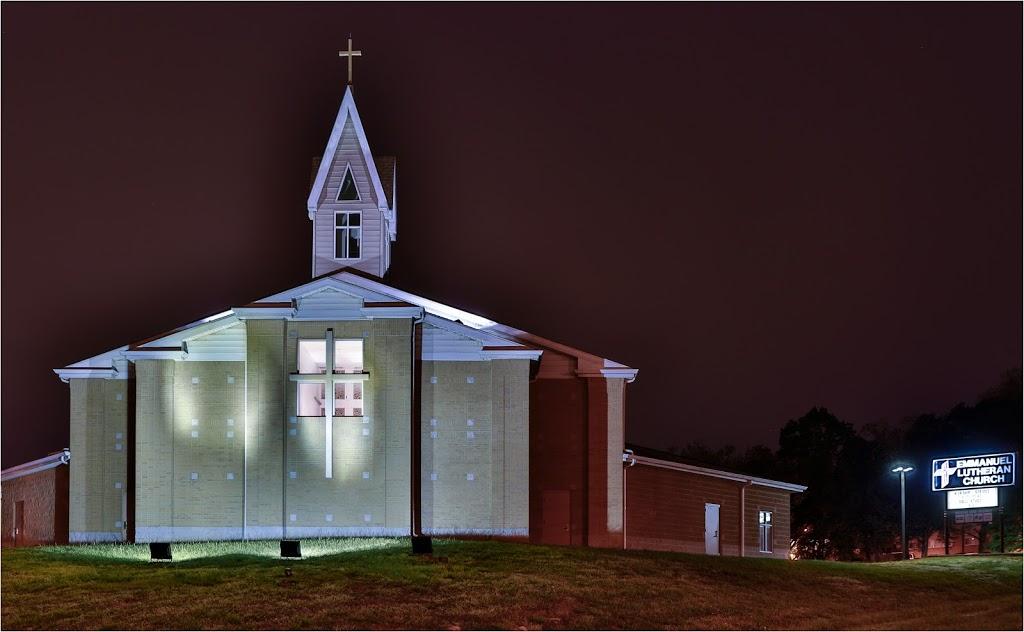 Emmanuel Lutheran Church - church  | Photo 1 of 3 | Address: 1003 Hickory Hill Ln, Hermitage, TN 37076, USA | Phone: (615) 883-7533