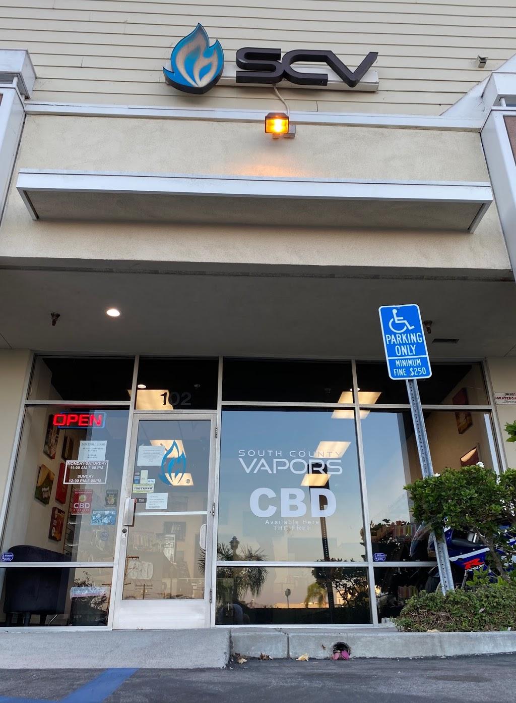 South County Vapors & CBD Dana Point - store  | Photo 1 of 10 | Address: 34085 CA-1 #102, Dana Point, CA 92629, USA | Phone: (949) 503-1590