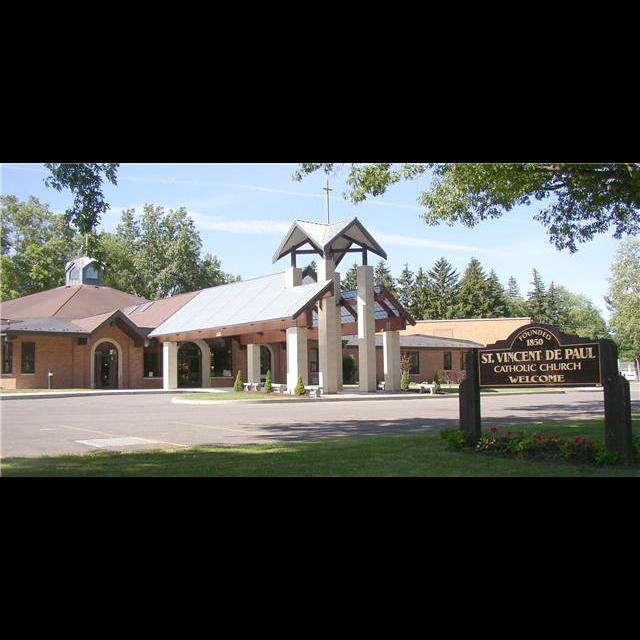 St Vincent de Paul Roman Catholic Church - church  | Photo 8 of 8 | Address: 6441 Seneca St, Spring Brook, NY 14140, USA | Phone: (716) 652-3972