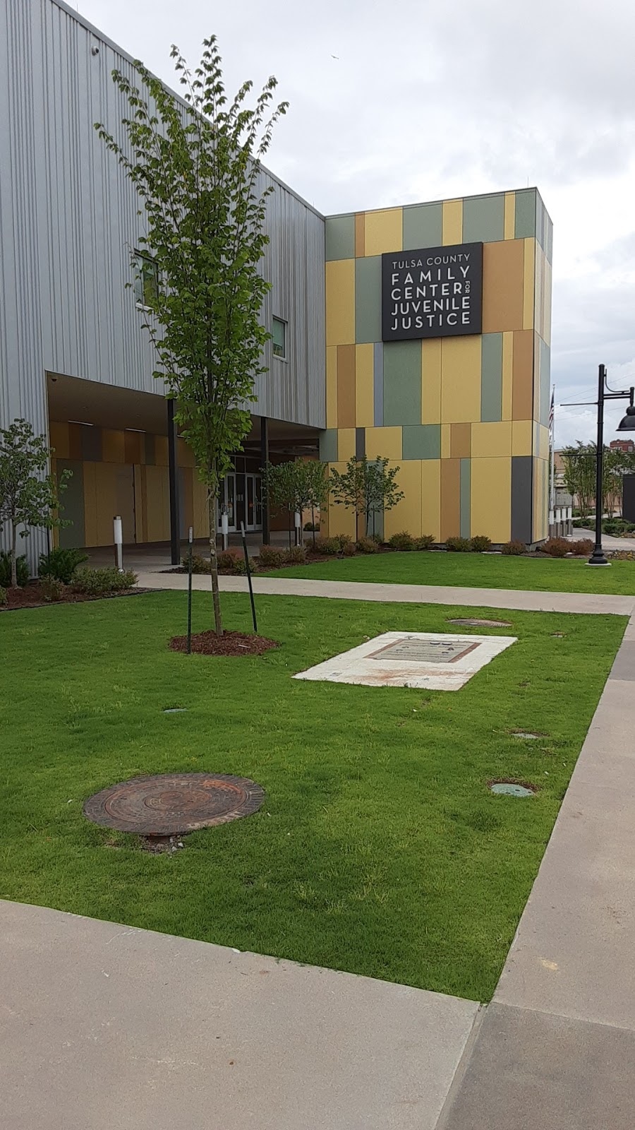 Tulsa County Juvenile Center - local government office  | Photo 1 of 1 | Address: 500 W Archer St, Tulsa, OK 74103, USA | Phone: (918) 591-6015