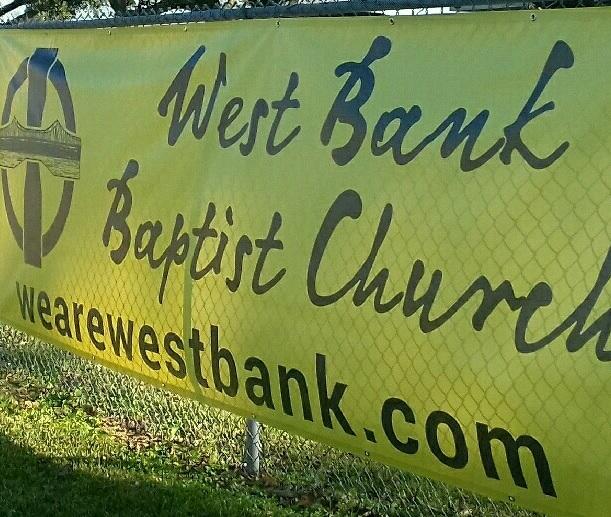 West Bank Baptist Church - church    Photo 1 of 10   Address: 3233 Ames Blvd, Marrero, LA 70072, USA   Phone: (504) 478-2013