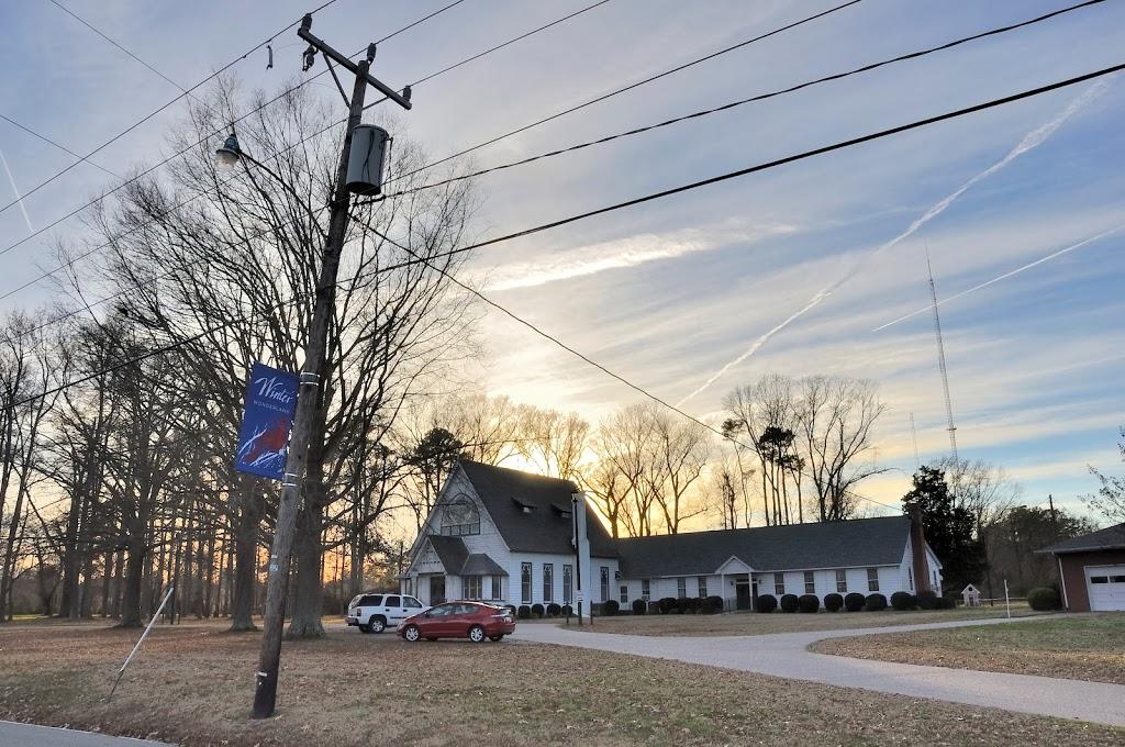 Berea Christian Church - church  | Photo 5 of 10 | Address: 4109 Driver Ln, Suffolk, VA 23435, USA | Phone: (757) 538-8872
