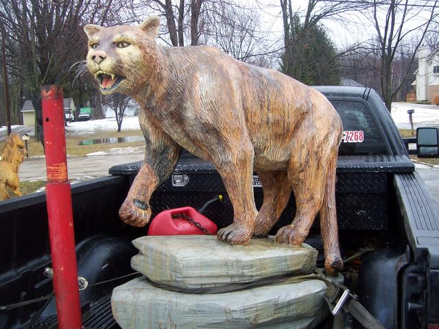 Carvings by Scott - art gallery    Photo 1 of 10   Address: 31570 Sikon St, New Baltimore, MI 48047, USA   Phone: (586) 212-7268