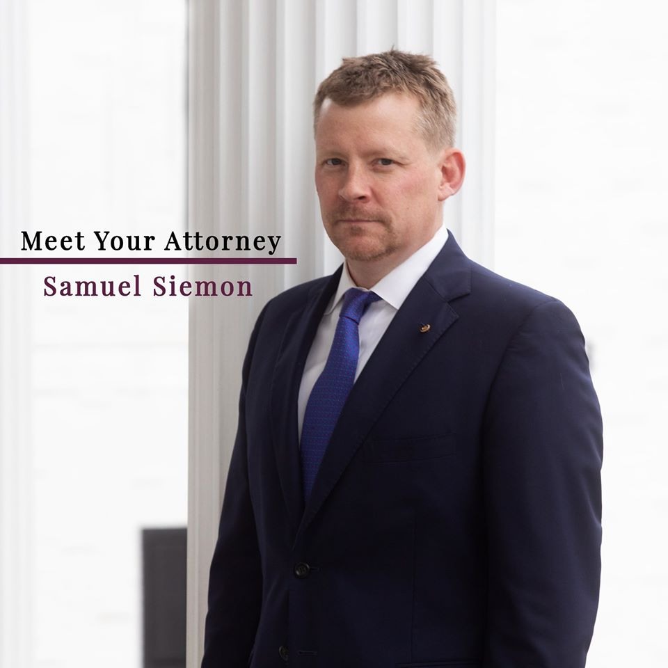 The Siemon Law Firm - lawyer    Photo 3 of 4   Address: 3400 Peachtree Rd NE Suite 555, Atlanta, GA 30326, United States   Phone: (770) 888-5078