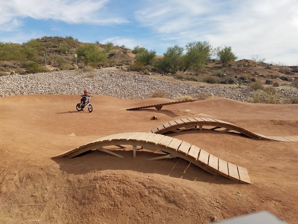 Desert Trails Bike Park - park  | Photo 2 of 10 | Address: 2955 N Recker Rd, Mesa, AZ 85215, USA | Phone: (480) 644-7529