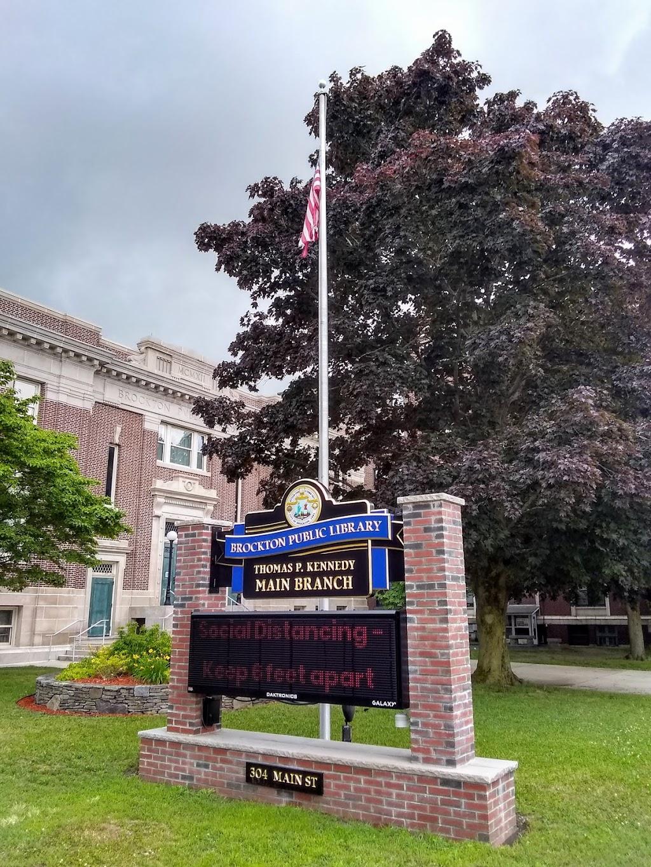 Brockton Public Library - parking    Photo 5 of 10   Address: 304 Main St, Brockton, MA 02301, USA   Phone: (508) 580-7890