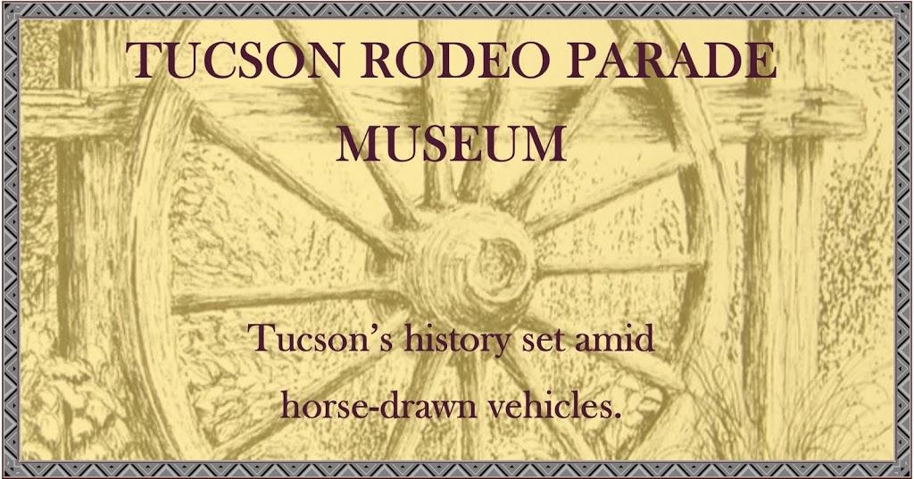 Tucson Rodeo Parade Museum - museum  | Photo 1 of 10 | Address: 4823 S 6th Ave, Tucson, AZ 85714, USA | Phone: (520) 294-3636