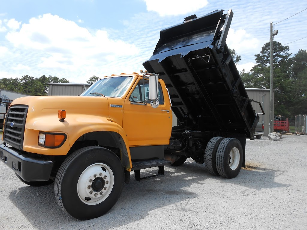 T.R. Truck & Equipment, Inc. - moving company    Photo 3 of 10   Address: 9935 US-411, Odenville, AL 35120, USA   Phone: (205) 640-0004
