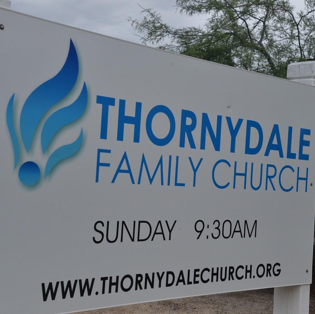 Thornydale Family Church - church  | Photo 3 of 3 | Address: 10501 N Thornydale Rd, Tucson, AZ 85742, USA | Phone: (520) 744-9419