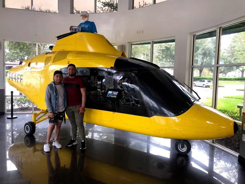 Air Force Fun Helicopter Tours - airport  | Photo 10 of 10 | Address: 12211 Regency Village Dr #13, Orlando, FL 32821, USA | Phone: (407) 842-1446