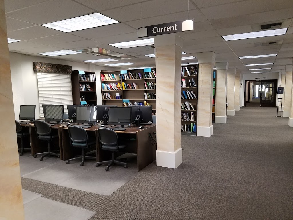 Annie Gabriel Library at California Baptist University - library  | Photo 3 of 9 | Address: 8432 Magnolia Ave #3206, Riverside, CA 92504, USA | Phone: (951) 343-4228