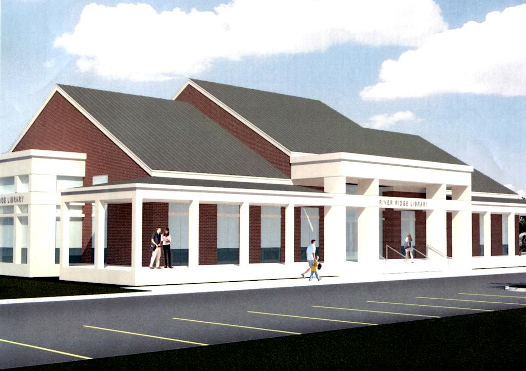 Jefferson Parish Library - River Ridge Library - library  | Photo 1 of 10 | Address: 8825 Jefferson Hwy, River Ridge, LA 70123, USA | Phone: (504) 736-6455