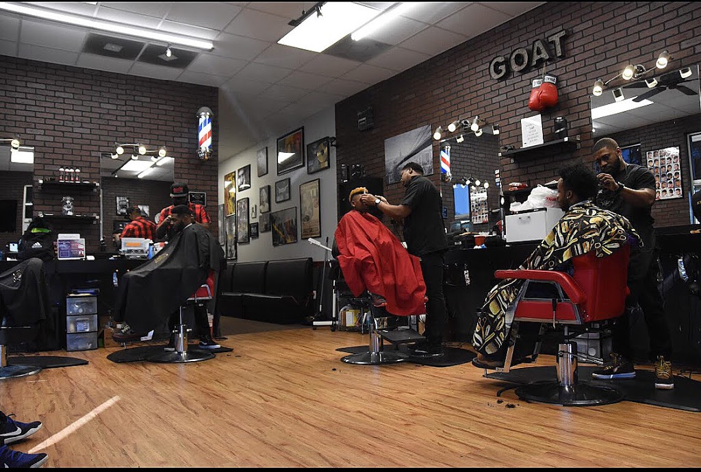 Goat Barber Shop - hair care    Photo 2 of 10   Address: 3425 Old 41 Hwy NW, Kennesaw, GA 30144, USA   Phone: (678) 324-8673