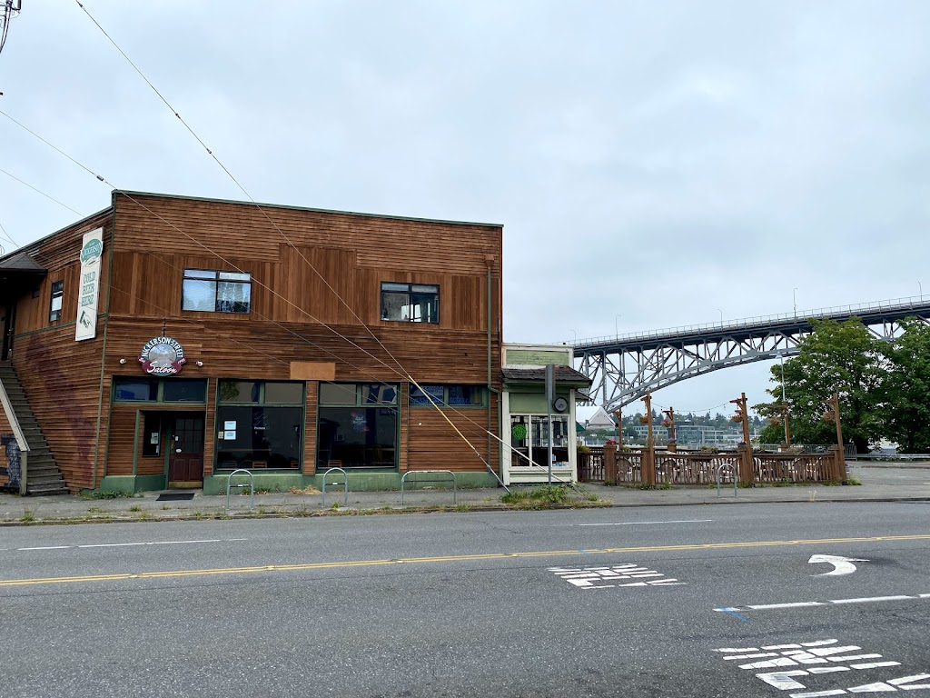 Nickerson St Saloon - restaurant    Photo 4 of 10   Address: 318 Nickerson St, Seattle, WA 98109, USA   Phone: (206) 284-8819