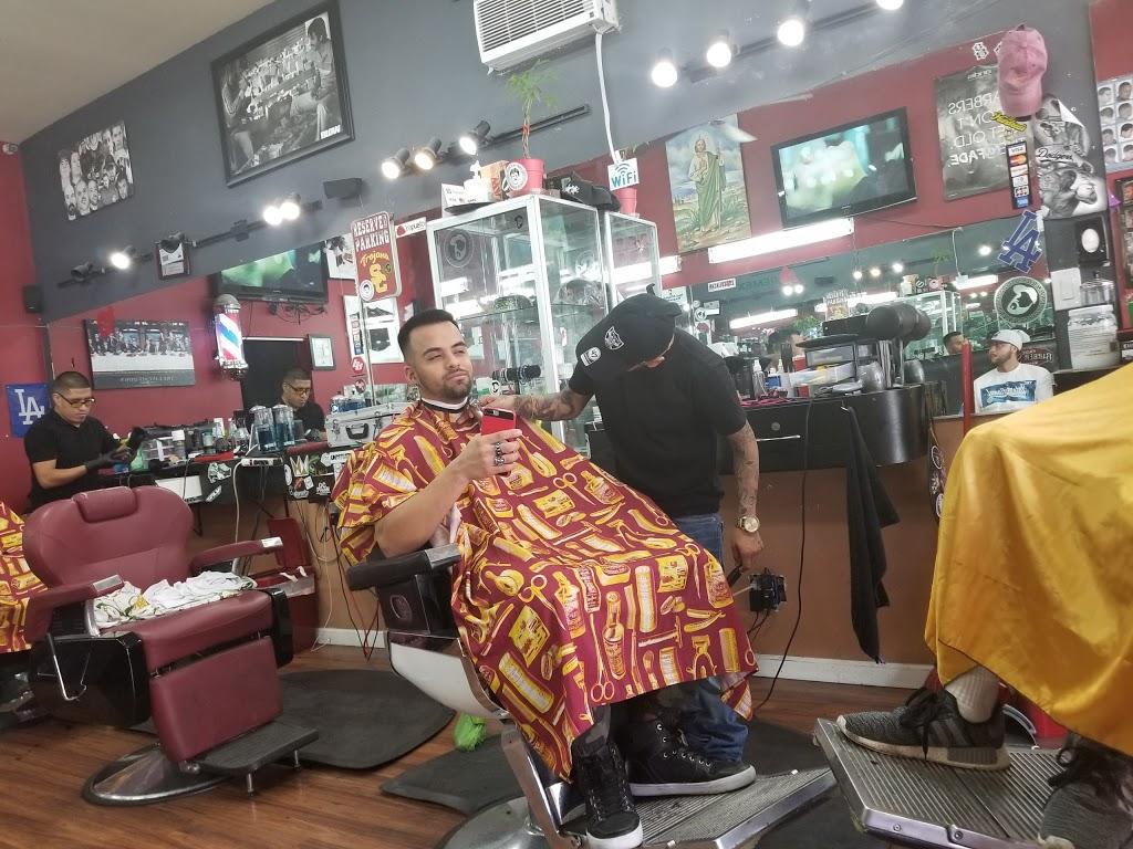 Fade Masterz Barbershop - hair care  | Photo 7 of 10 | Address: 4027 S Main St, Los Angeles, CA 90037, USA | Phone: (323) 474-1867