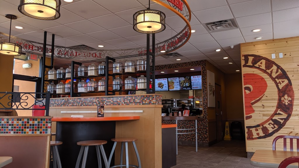 Popeyes Louisiana Kitchen - restaurant  | Photo 9 of 10 | Address: 1205 Garth Brooks Blvd, Yukon, OK 73099, USA | Phone: (405) 578-5410