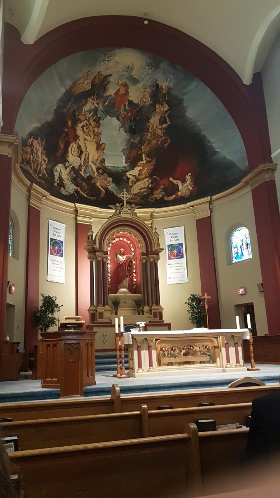 Sacred Heart Church - church    Photo 7 of 7   Address: 1425 Divine St, LaSalle, ON N9J 0C5, Canada   Phone: (519) 734-7512