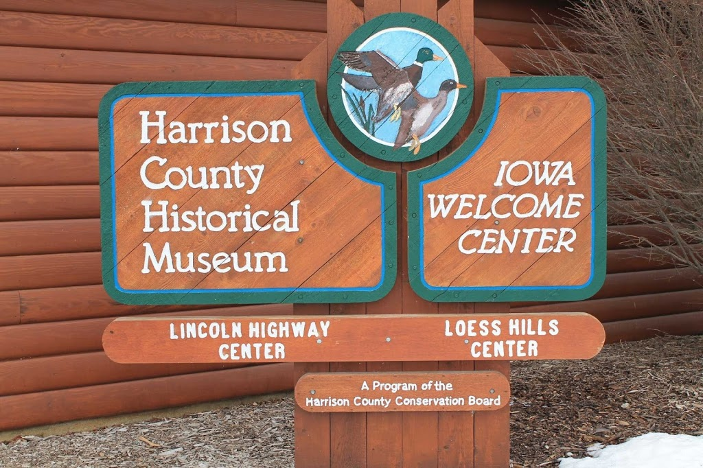 Harrison County Historical Village & Iowa Welcome Center - museum  | Photo 1 of 10 | Address: 2931 Monroe Ave, Missouri Valley, IA 51555, USA | Phone: (712) 642-2114