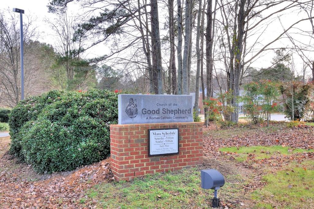 Good Shepherd Catholic Church - church  | Photo 2 of 3 | Address: 300 Smithfield Blvd, Smithfield, VA 23430, USA | Phone: (757) 365-0579