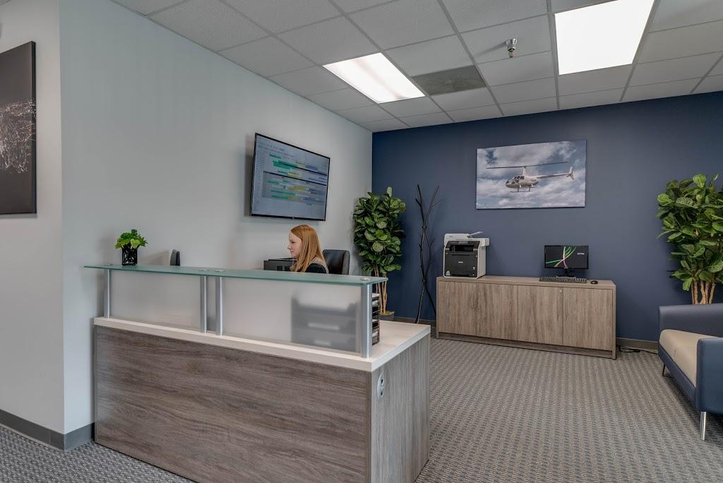 Blue Line Aviation, LLC - university  | Photo 2 of 10 | Address: 1775 E International Dr #203, Morrisville, NC 27560, USA | Phone: (919) 578-3713