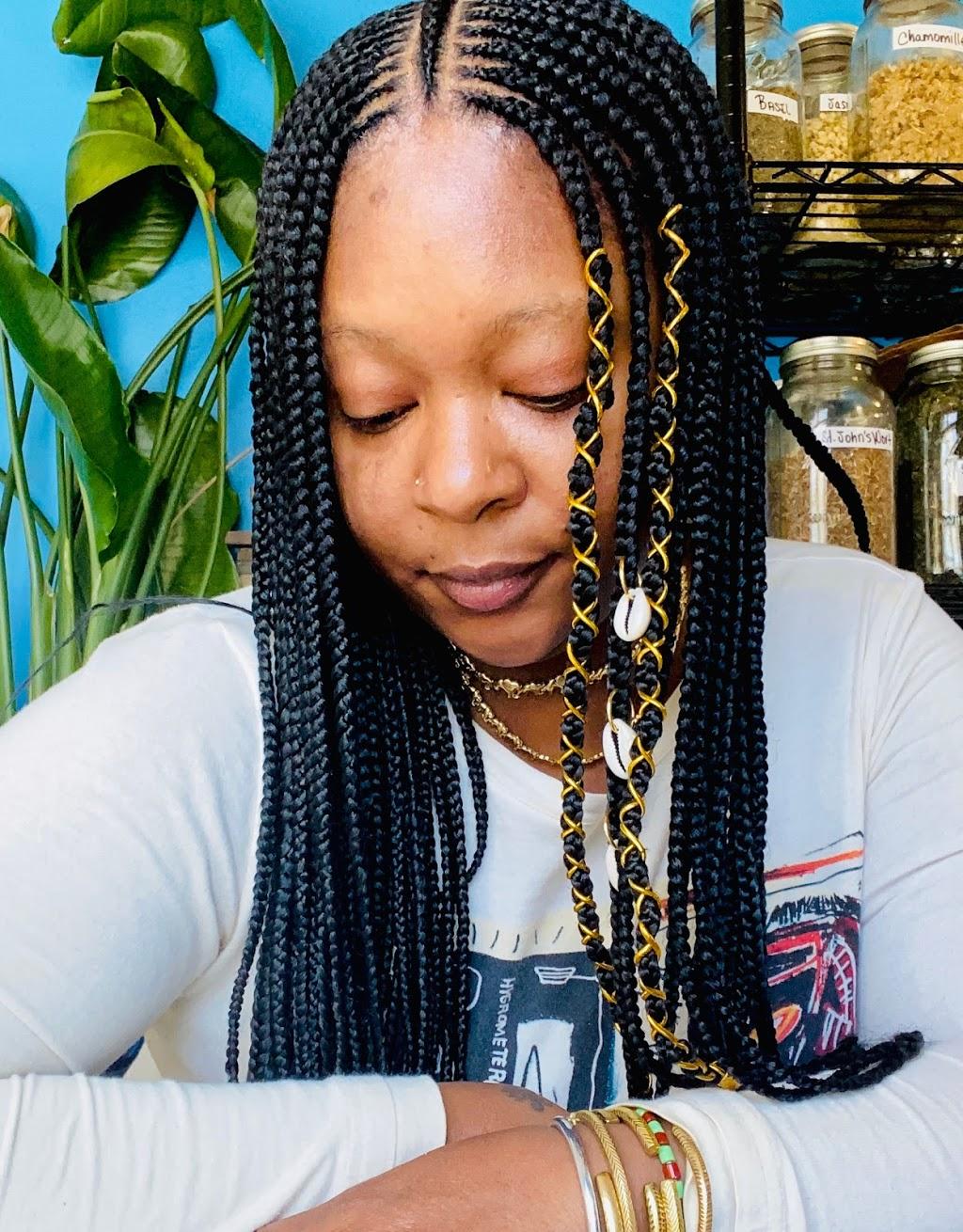 Flakky African Hair Braiding - hair care  | Photo 9 of 10 | Address: 253 Broad St, Staten Island, NY 10304, USA | Phone: (347) 371-3645