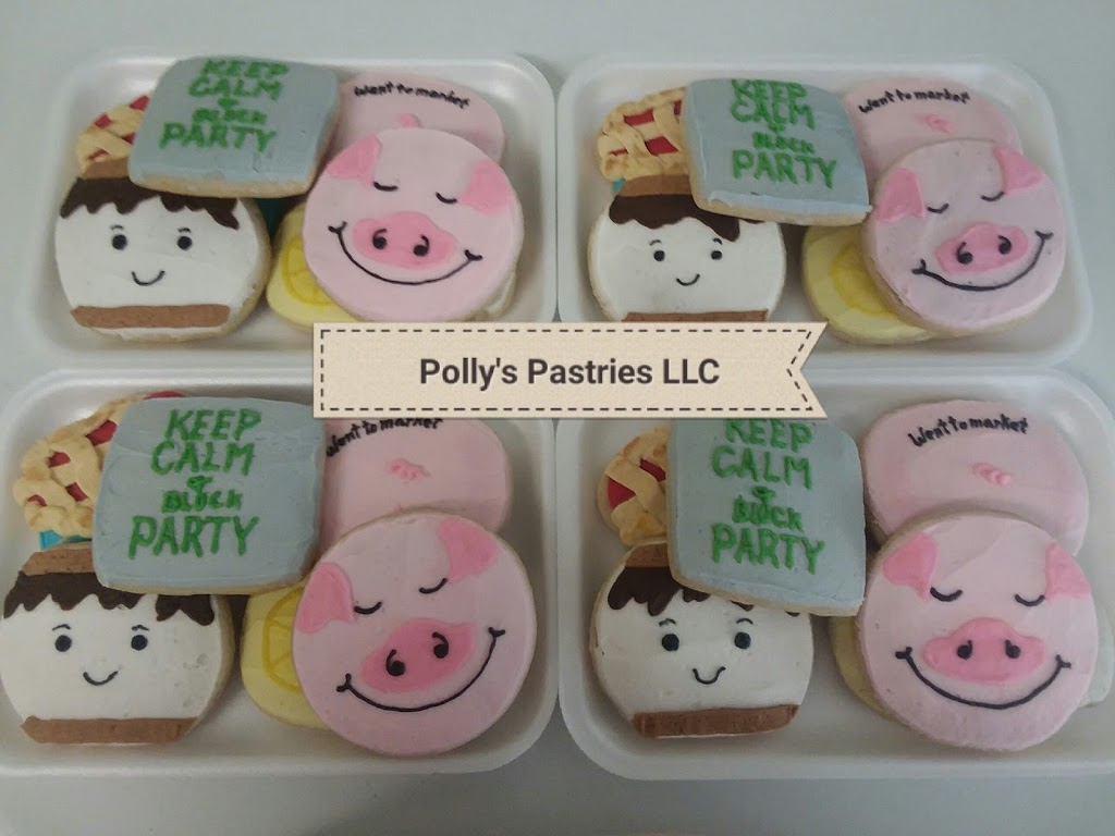 Pollys Pastries - bakery    Photo 3 of 7   Address: 1015 OH-590, Fremont, OH 43420, USA   Phone: (419) 307-3721