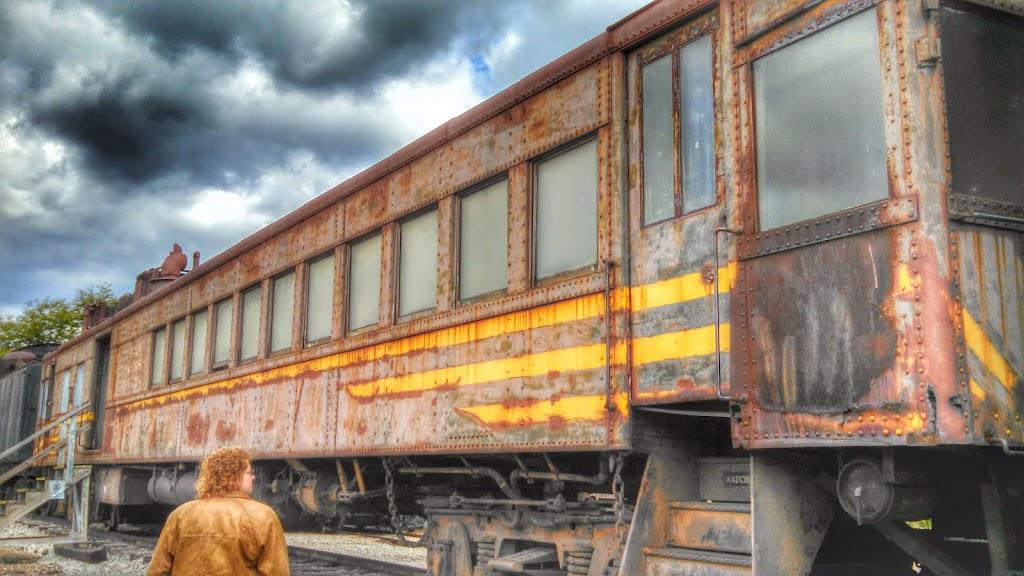 The Ohio Railway Museum - museum  | Photo 4 of 10 | Address: 990 Proprietors Rd, Worthington, OH 43085, USA | Phone: (614) 885-7345