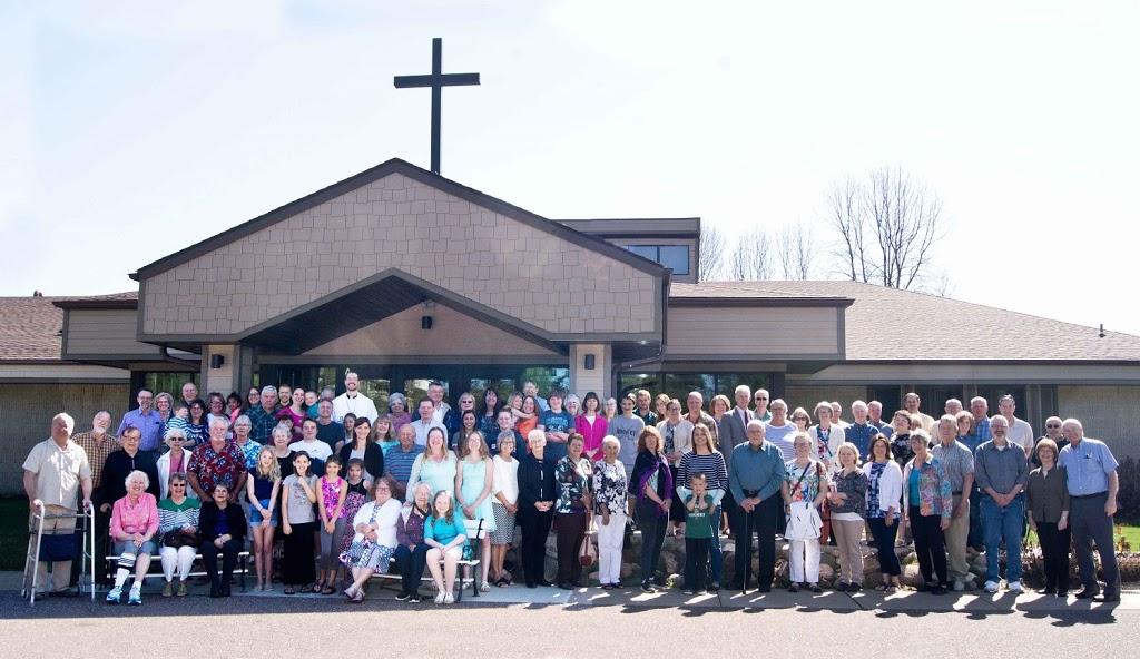 New Life Church Lutheran - church    Photo 1 of 10   Address: 6000 148th St N, Hugo, MN 55038, USA   Phone: (651) 429-1975