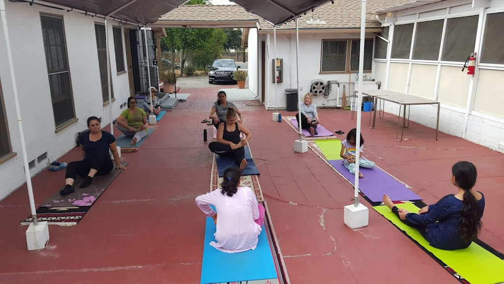 The Divine Art of Yoga Center Ashram - gym    Photo 5 of 10   Address: 851 W Whittier Blvd, La Habra, CA 90631, USA   Phone: (562) 245-6469