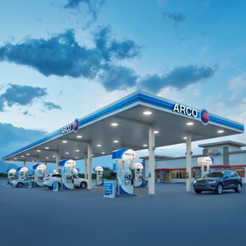 ARCO - gas station    Photo 2 of 5   Address: 255 E Harney Ln, Lodi, CA 95240, USA   Phone: (209) 339-2371